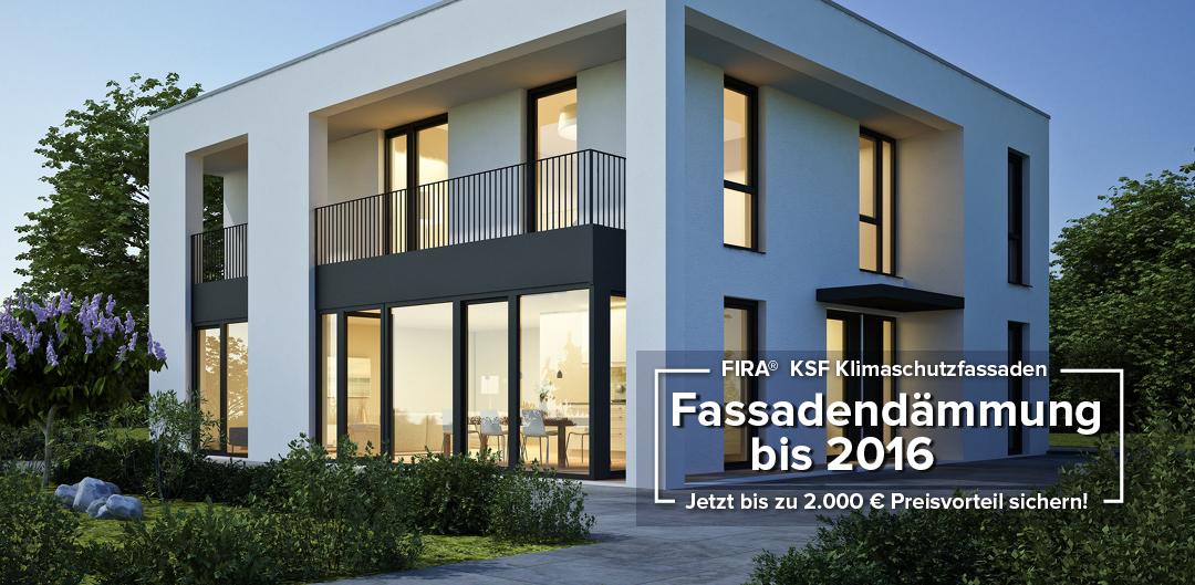 FIRA® Fassaden - WDVS