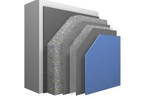 FIRA® Dämmsystem für Fassadendämmung