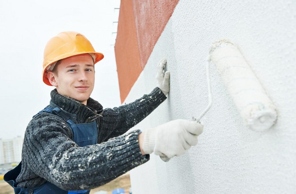 FIRA® Fassade streichen