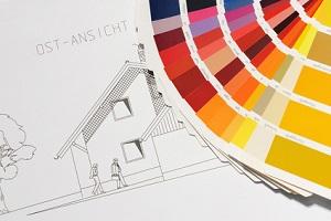 FIRA® Fassadenfarbe Farbmuster
