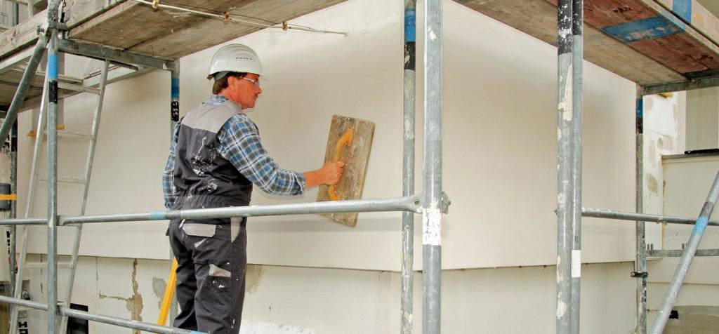 FIRA® Fassadensanierung Handwerker